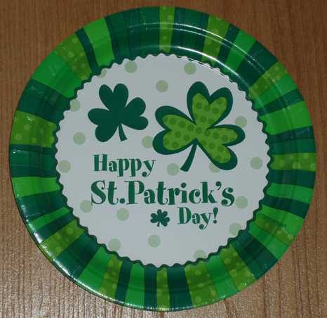 St Paricks Day